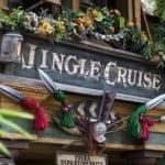 Disneyland Jingle cruise