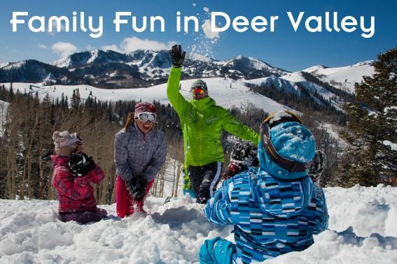 Happy people Deer Valley