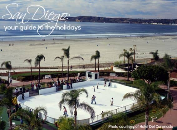 A guide to the best Christmas events in San Diego for families.