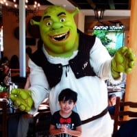 Gaylord Palms Shrekfeast