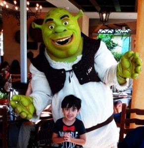 Gaylord Palms Shrekfeast
