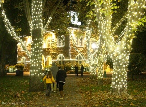 Christmas events in Northern California
