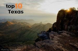 Top 10 Texas
