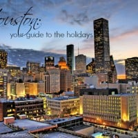 houston Christmas and holiday activities