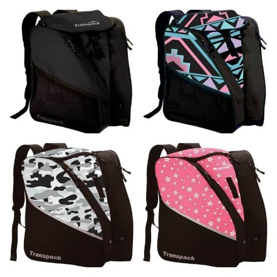 passports with purpose prize Transpack ski gear backpacks