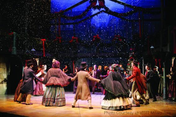 A Christmas Carol - Milwaukee-Holidays