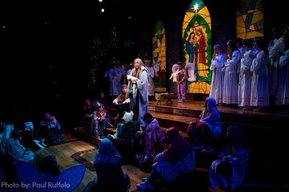 A Christmas Pageant - Milwaukee-First-Stage-Children's-Theater