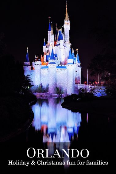 Christmas and Holiday fun for families in Orlando, Florida
