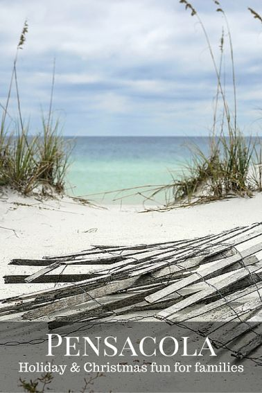 Christmas and Holiday fun for families in Pensacola, Florida