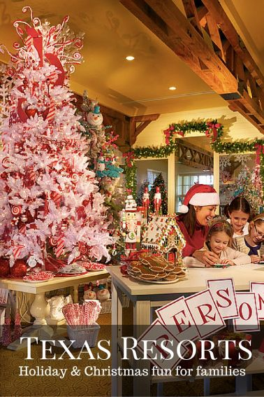 Dream Texas Resorts to celebrate the Christmas and Holiday Season at