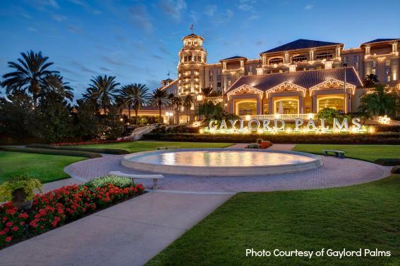 Gaylord Palms Holidays in Orlando