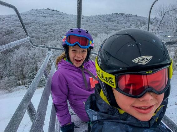skiing in West Virginia weekend getaways best west virginia Ski resorts blackwater falls canaan valley