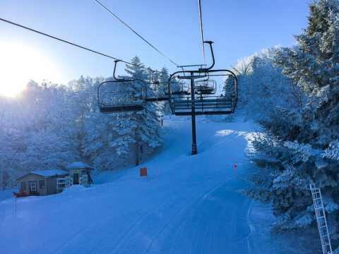 Best Southeast Ski Resorts Near DC for Families