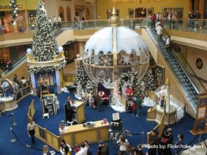 International Plaza Tampa Bay Holiday Christmas