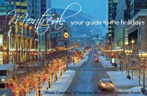 Montreal Holiday Family Fun City Lights