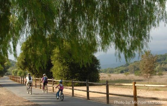 Ojai, California with Kids