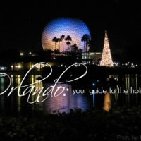 Orlando Christmas and Holiday activities