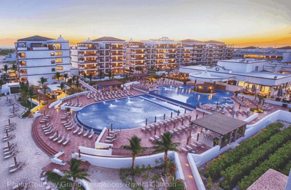 Photo Courtesy Grand Residences Riviera Cancun