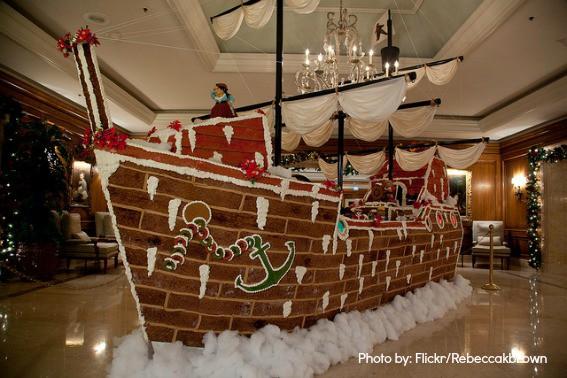 itz Carlton Amelia Island Christmas