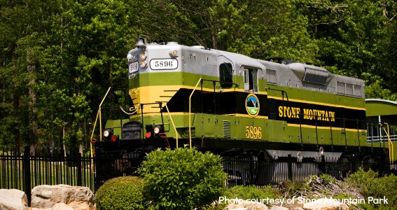 Top things to do in Georgia Scenic Railroad All Aboard Trains Choo Choos Around Georgia Blue Ridge Atlanta