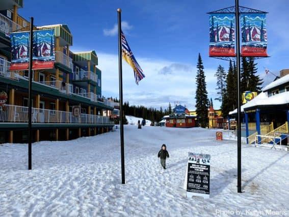 Silver Star Mountain Resort, British Columbia