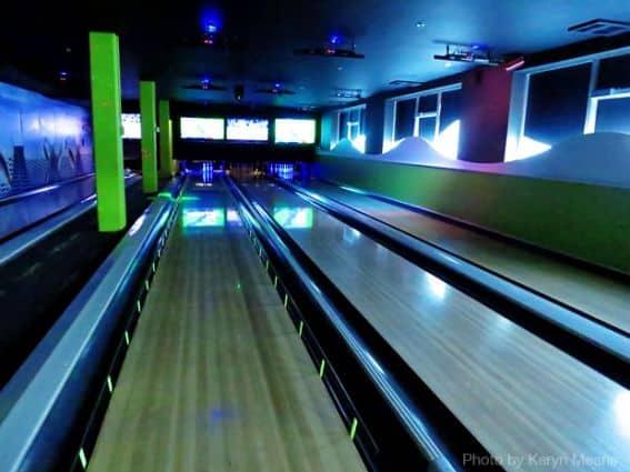 Silver Star Mountain Resort Pinhead Bowling