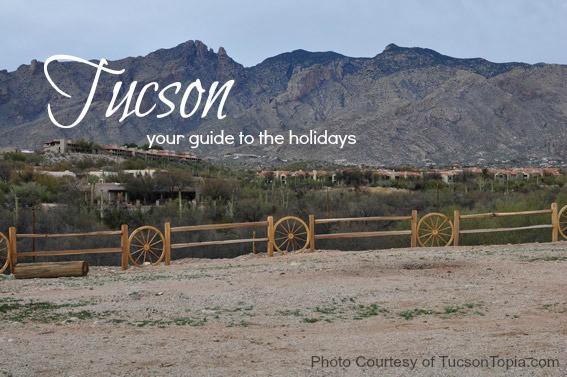 holiday fun in Tucson