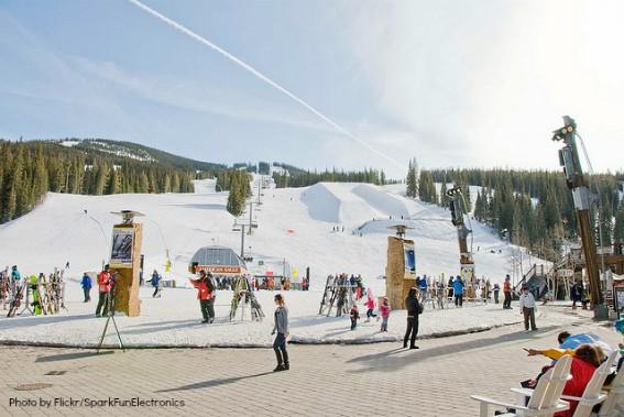 Cooper Mountain Family Ski
