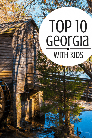 Whatever your family's flavor of fun, these top things to do in Georgia are bound to be found amongst the peanuts, peaches, and charm of the south.