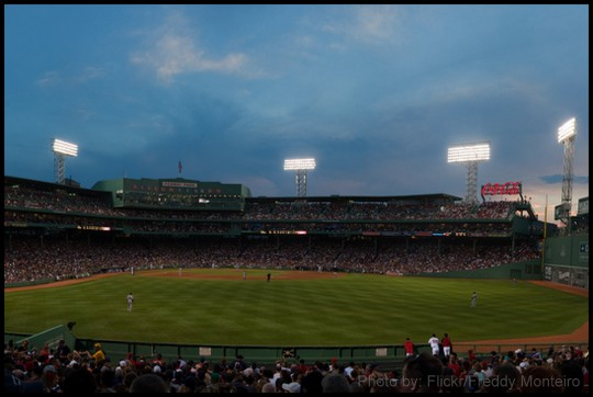 Fenway things to do in boston with kids
