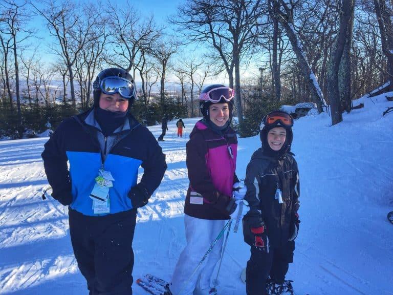 Ski for free in PA