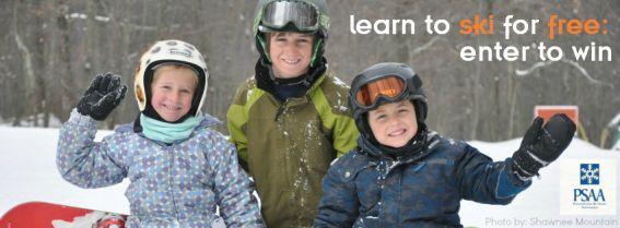 Learn to ski 851x315