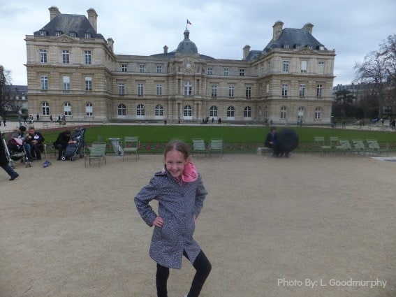 Paris with kids itinerary Luxembourg Gardens Paris,France