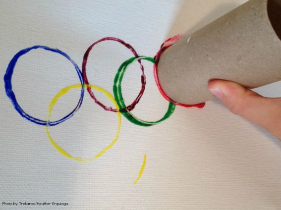Olympic Activities with Kids