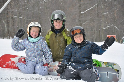 family friendly ski programs in Pennsylvania