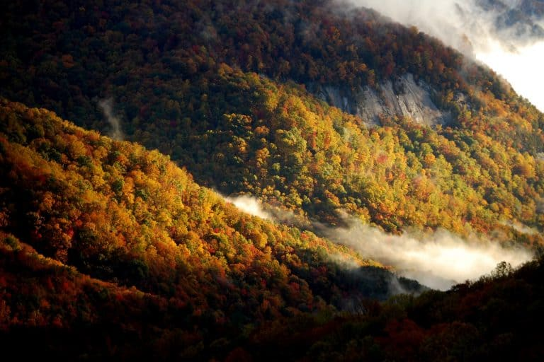 Fall Foliage Appalachian Mountains