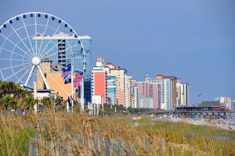 South Carolina Family Vacation Myrtle Beach