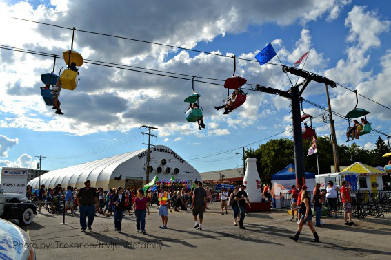 Milwaukee Wisconsin State Fair Family Kids Activities