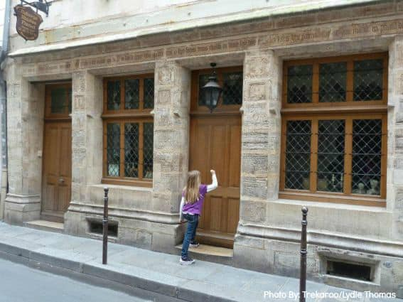 Paris with kids itinerary in the city of lights