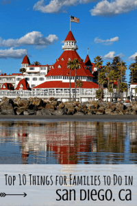 Top 10 Things for Families to do in San Diego 1