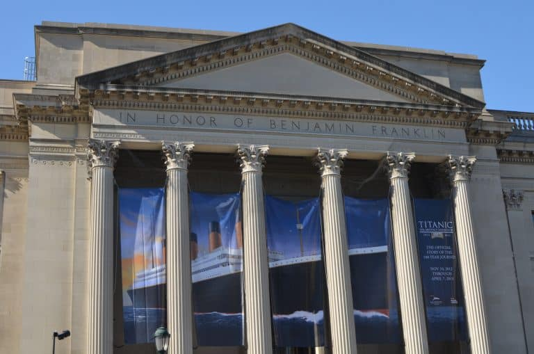 things to do in Philadelphia with kids Franklin Institute