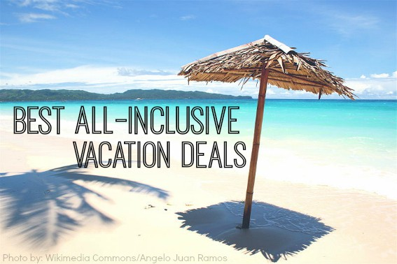 Top 10 all inclusive vacation deals