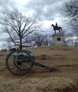 Gettysburg PA with kids