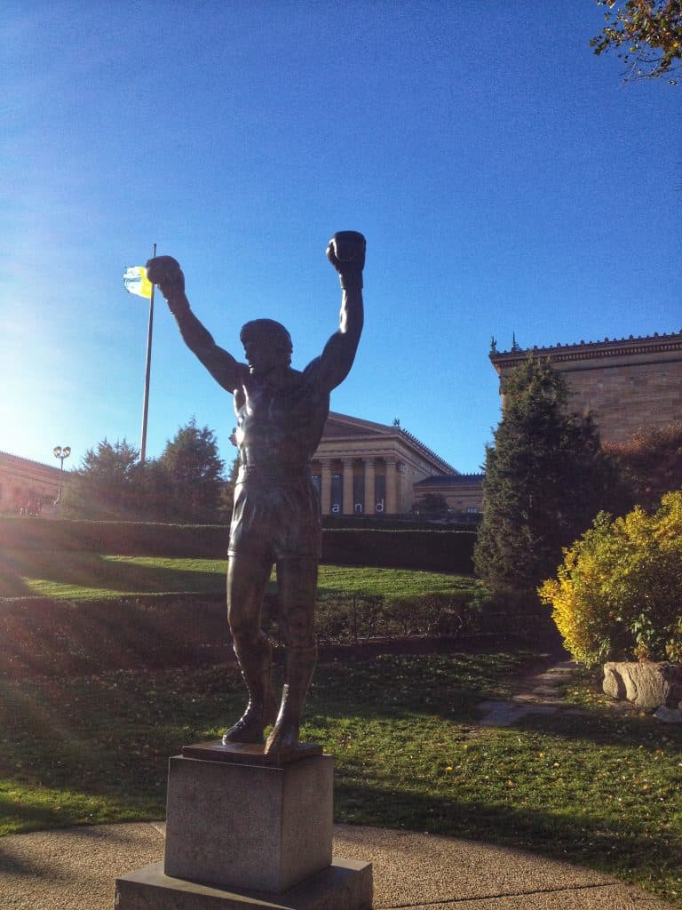 things to do in Philadelphia with kids rocky statue