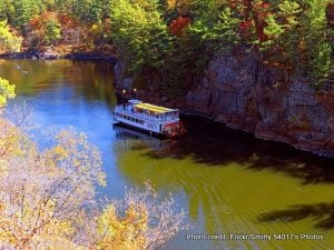 Day Trips from Minneapolis Taylors Falls Minnesota Princess