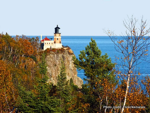 Splitrock Lighthouse Lake Superior