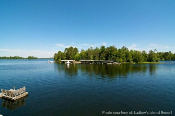 ludlows-island-resort Win a lakeside family vacation