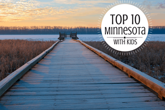 Explore the Top 10 things to do in Minnesota with Kids