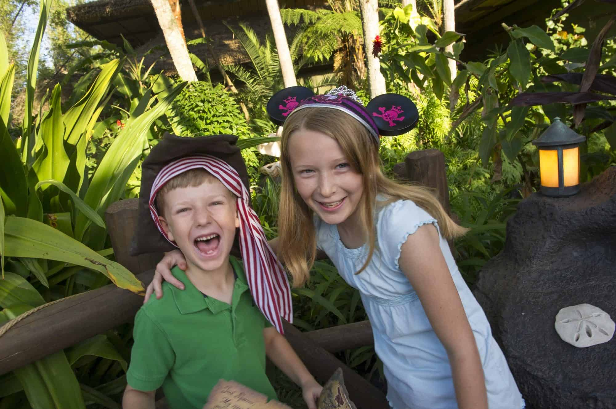Things to Do In Disney World Outside the Theme Parks: Resort Pirate Adventures