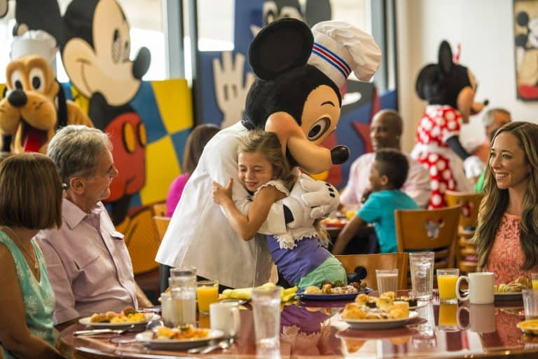 Things to Do In Disney World Outside the Theme Parks: Special Meals